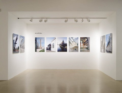 Bauten fuer die Kuenste (Ausstellungsgestaltung)