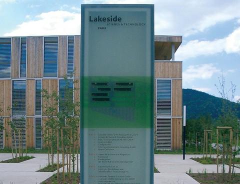 Lakeside (Leit- und Orientierungssystem)
