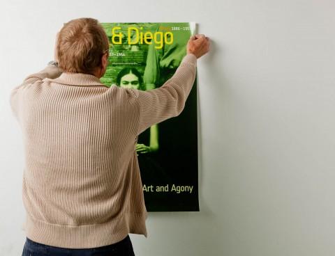 Frieda und Diego (Plakat)