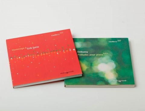 Cecilia Li (CD Cover)