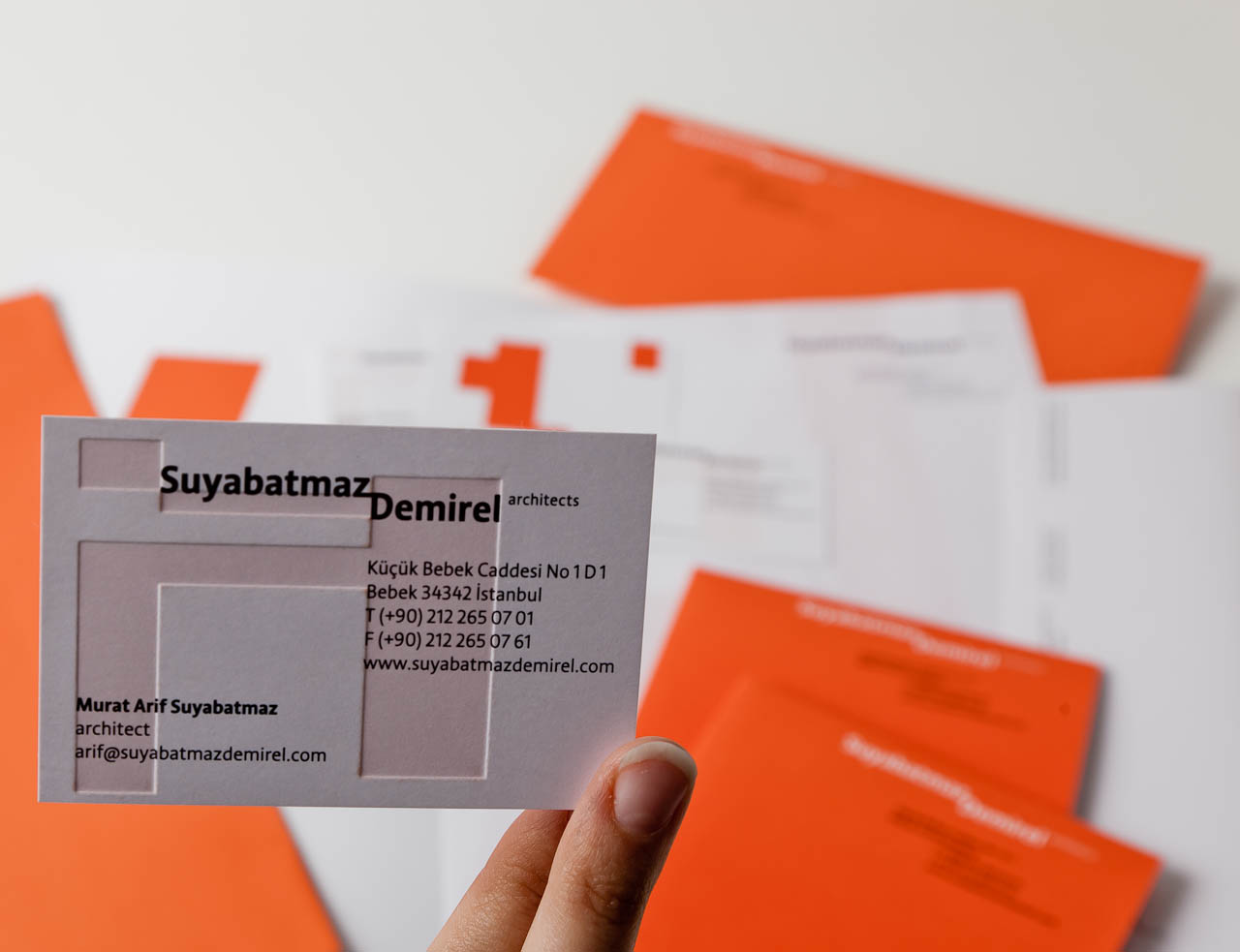 SuyabatmazDemirel (Geschaeftsdrucksorten)